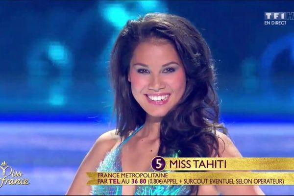 Miss Tahiti
