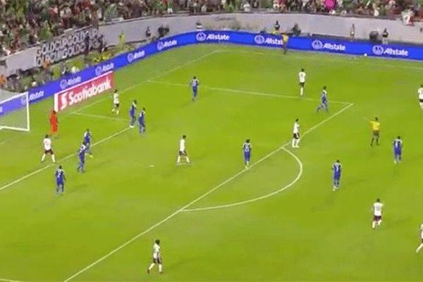 Haïti : Mexique Gold Cup