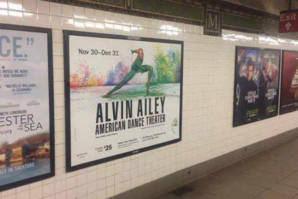 Yannick Lebrun, le danseur guyanais de la célèbre compagnie Alvin Ailey en haut de l'affiche