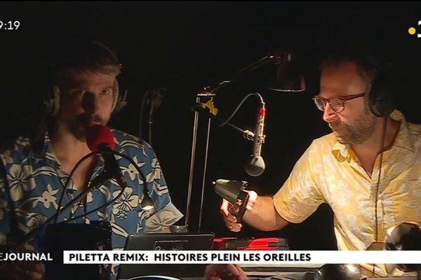 « Piletta remix » : du théâtre autrement