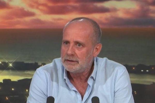 Frédéric Dock, pdt du MEDEF Polynésie