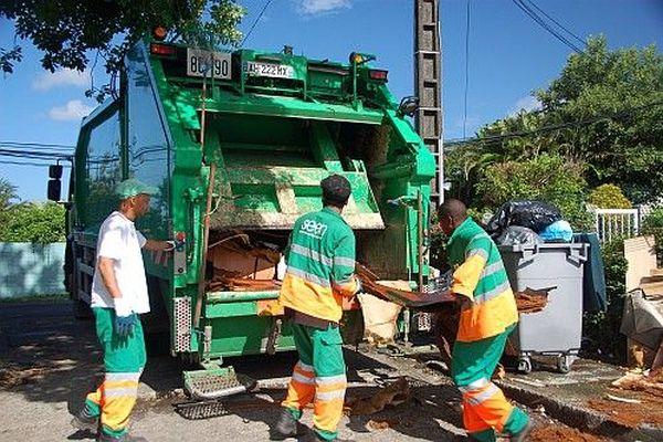 Collecte déchets CACEM