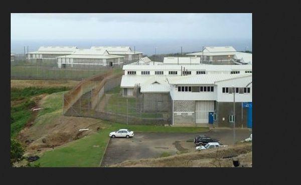 Sainte Lucie centre penitentiaire de Bordelais