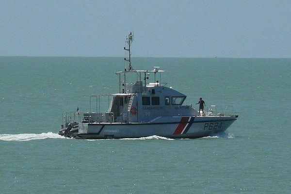 Navire de la gendarmerie maritime