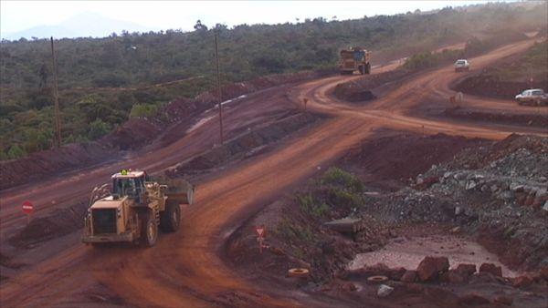 Koumac Tiébaghi Mine