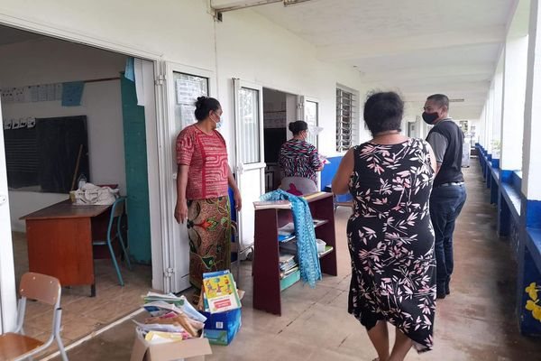Écoles de Futuna