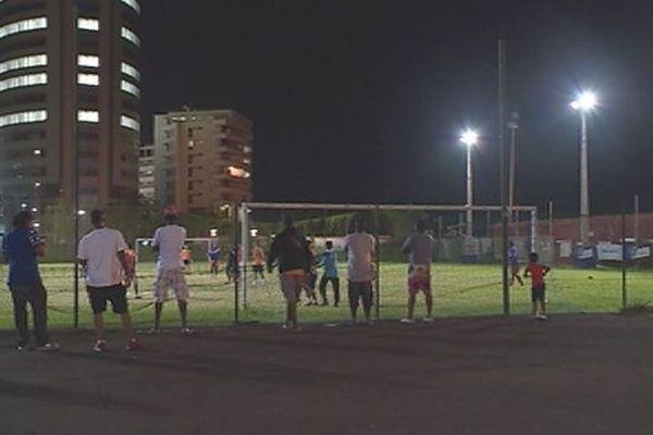 Football tournoi Bo kanal
