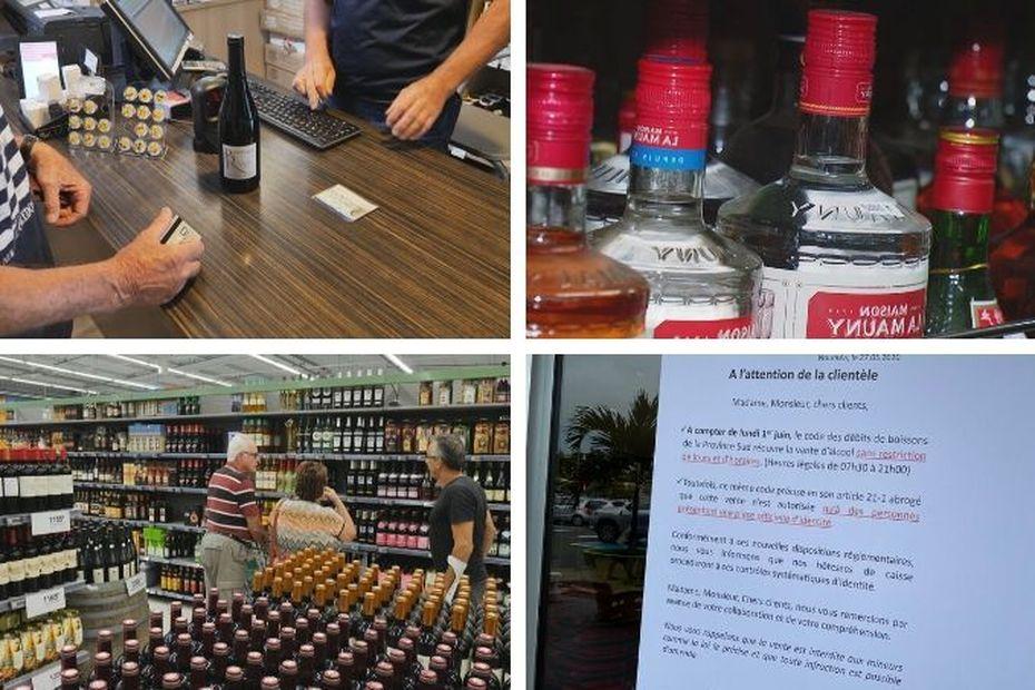 L'alcool désormais en vente libre tous les jours en province Sud - Nouvelle-Calédonie la 1ère