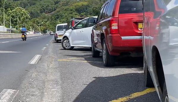 Plage Lafayette : l'incivilité des conducteurs au grand jour