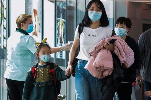 Coronavirus AFP