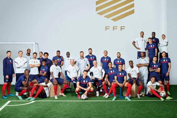 Equipe de France de foot