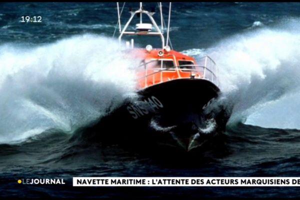 Les Marquisiens satisfaits de l'arrivée prochaine d'un navire de sauvetage en mer