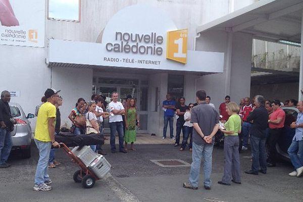 grève NC 1ère