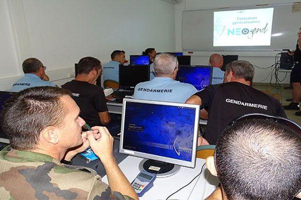 Gendarmerie : formation