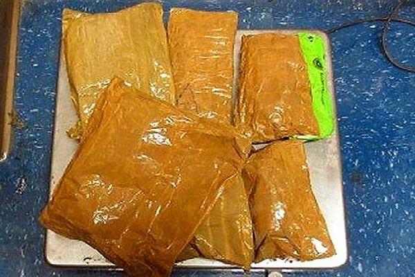 231 kg d'héroïne saisie au Sri-Lanka
