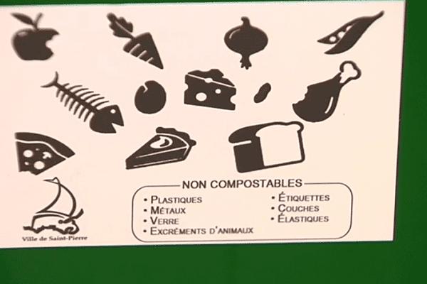 Une nouvelle étape dans le tri des déchets avec un test de récupération des bio déchets à Saint-Pierre