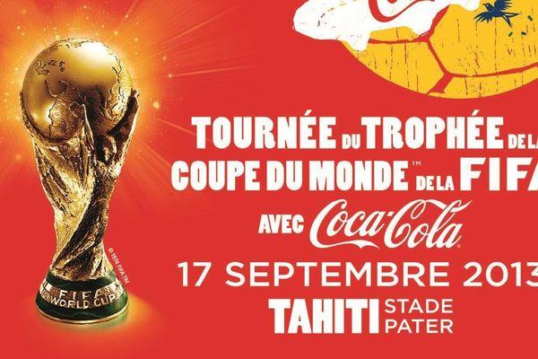 trouphee coupe du monde de football
