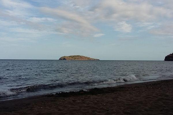 Vue îlot de Bandrélé