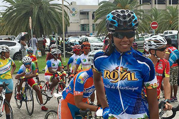 Cyclisme féminin : Beatrice Peronet