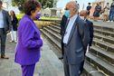Immersion dans le patrimoine de La Réunion pour Roselyne Bachelot