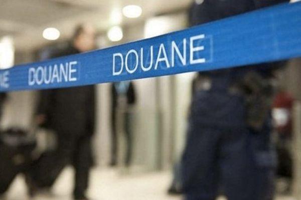 Douane aéroport