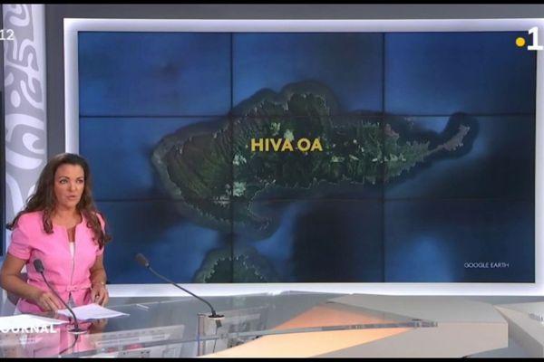 Vol sanitaire exceptionnel à destination de Hiva Oa