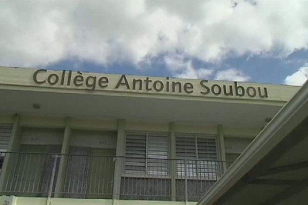 St-Paul : Agression d'une collégienne collège Antoine Soubou