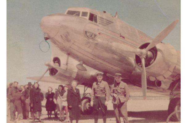 Henri Gautier, pionnier de l'aviation à Saint-Pierre et Miquelon