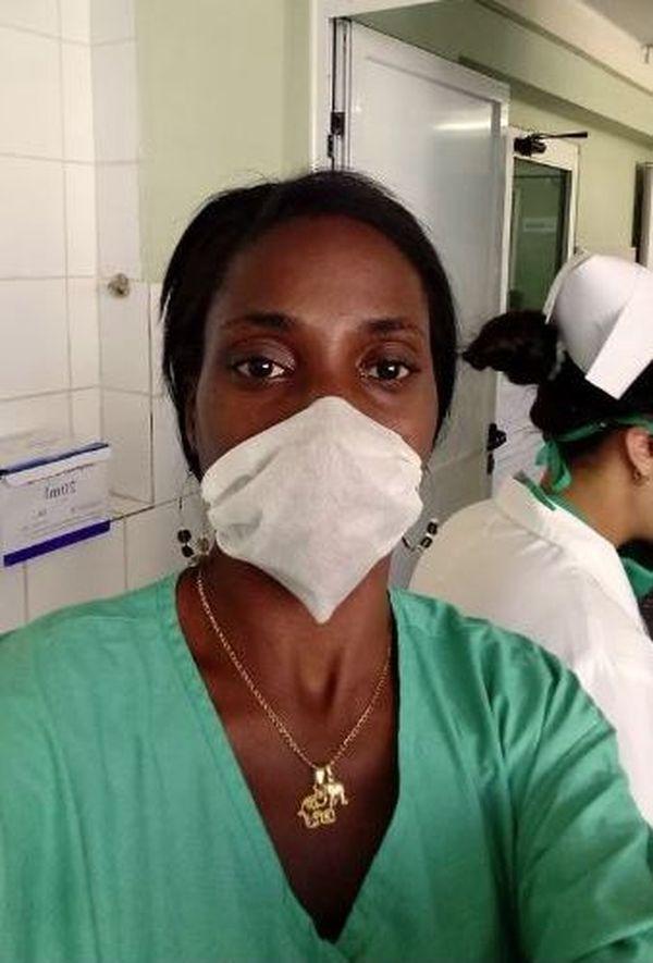 Cuba le docteur Yasmina Rodriguez