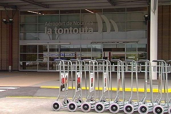 aéroport de tontouta grève