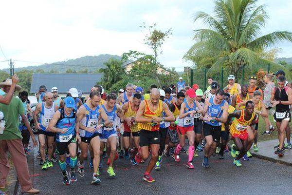 Semi-marathon Roura Matoury 2017 photo 1