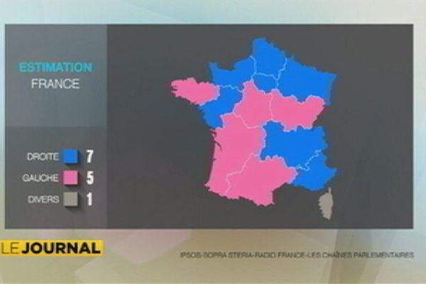 Second tour des élections régionales