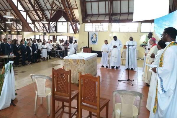 Messe du 12 janvier 2020