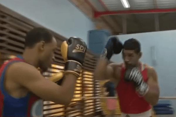 Boxeurs guyanais, Léonardo et Joseph