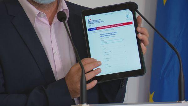Confinement 2021, attestation numérique de déplacement