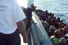 Kwassa intercepté à Mayotte