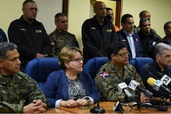République Dominicaine Dorian
