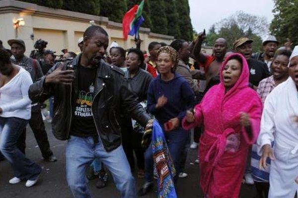 Danse Mandela