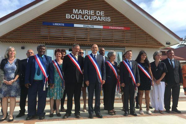 Elus équipe municipale Boulouparis