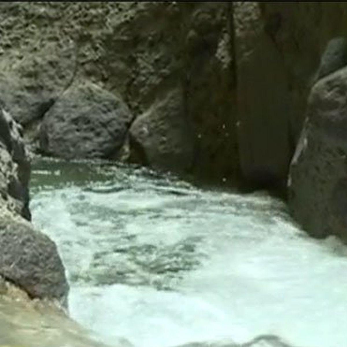Accident de canyoning : deux corps repêchés dans les gorges de la falaise à Ajoupa-Bouillon