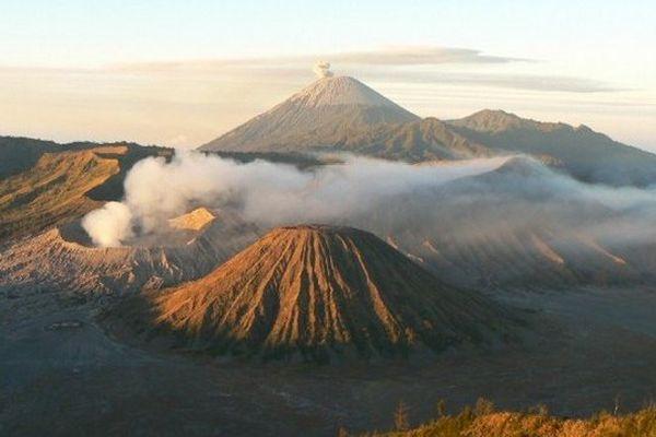 volcan Java