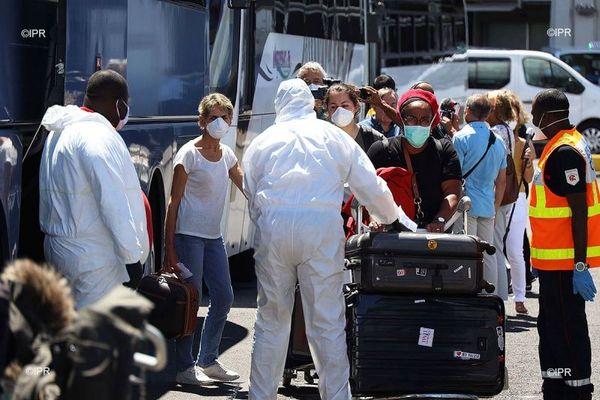 A l'issue de leur quatorzaine, 141 passagers ont été dépistés négatifs au Covid-19.
