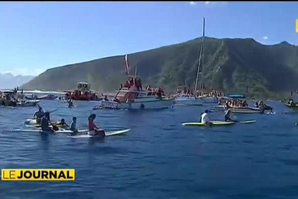Billabong pro Tahiti Jour 3 : résumé en images