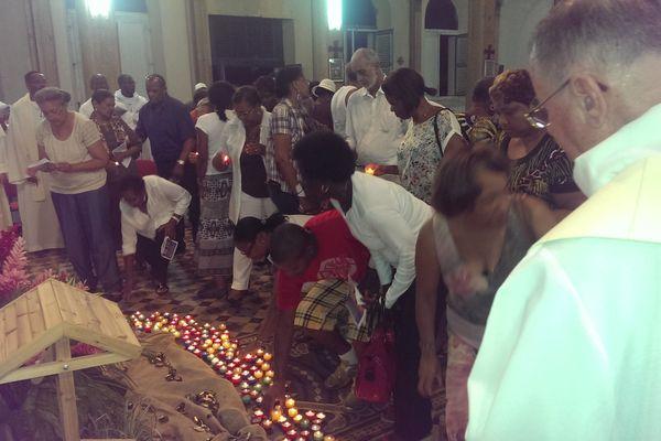 Veillée de prière oeucuménique les lumignons