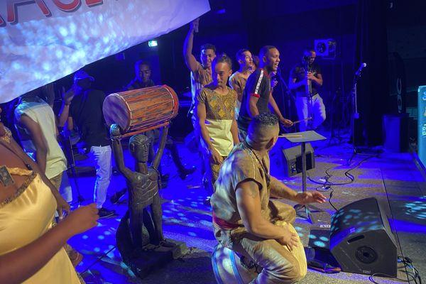 Le groupe Race Bandey Maloya remporte le prix du 20 Désamb'