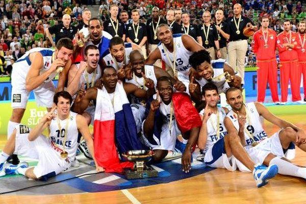 basket euro 2013 l'équipe de france