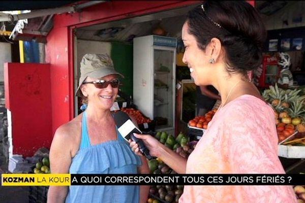 """Kozman la kour : mois de mai : """" a quoi correspondent tous ces jours fériés """""""