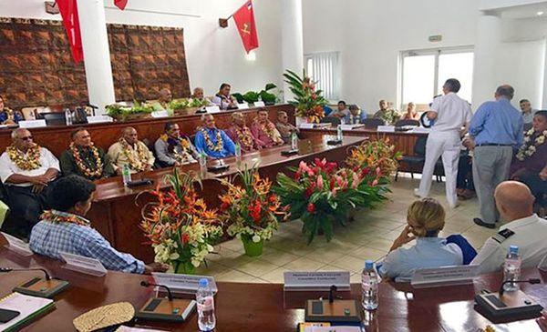 Assemblée territoriale de Wallis et Futuna