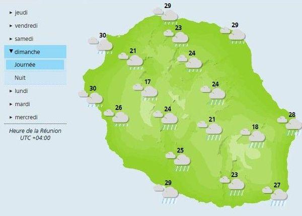 météo Danilo temps dimanche 10 janvier 2021