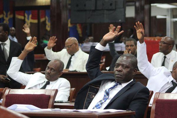 Sénat Haïti